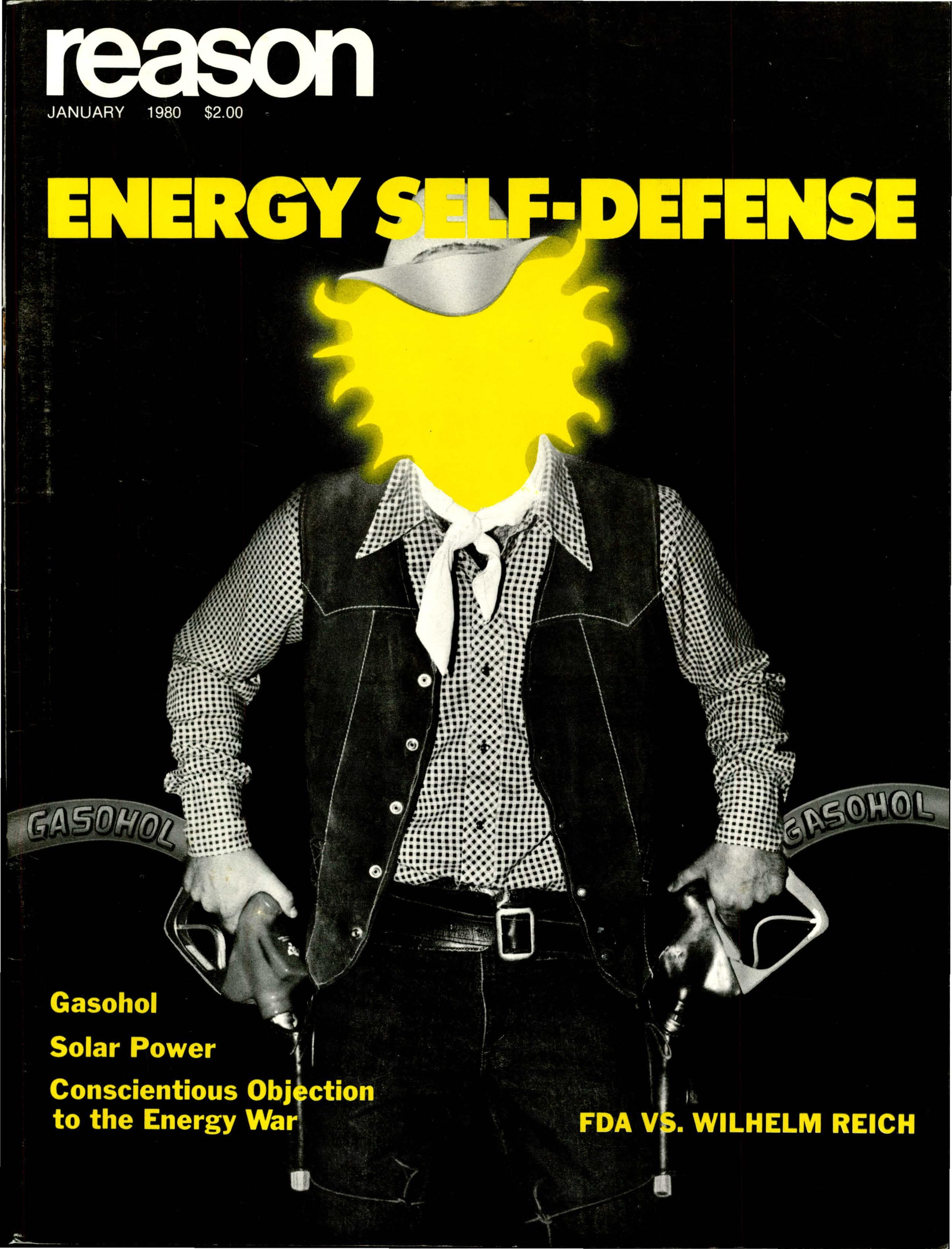 Reason Magazine, January 1980 cover image
