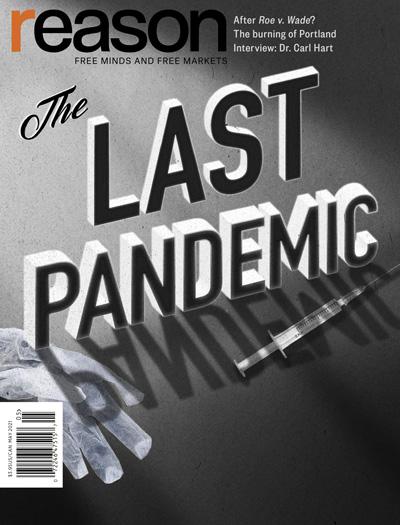 Reason Magazine, May 2021 cover image